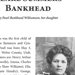 Bankhead Family History Book