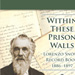 Book Cover: Within These Prison Walls